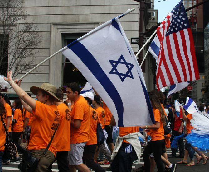 Israel Parade 2015 New York
