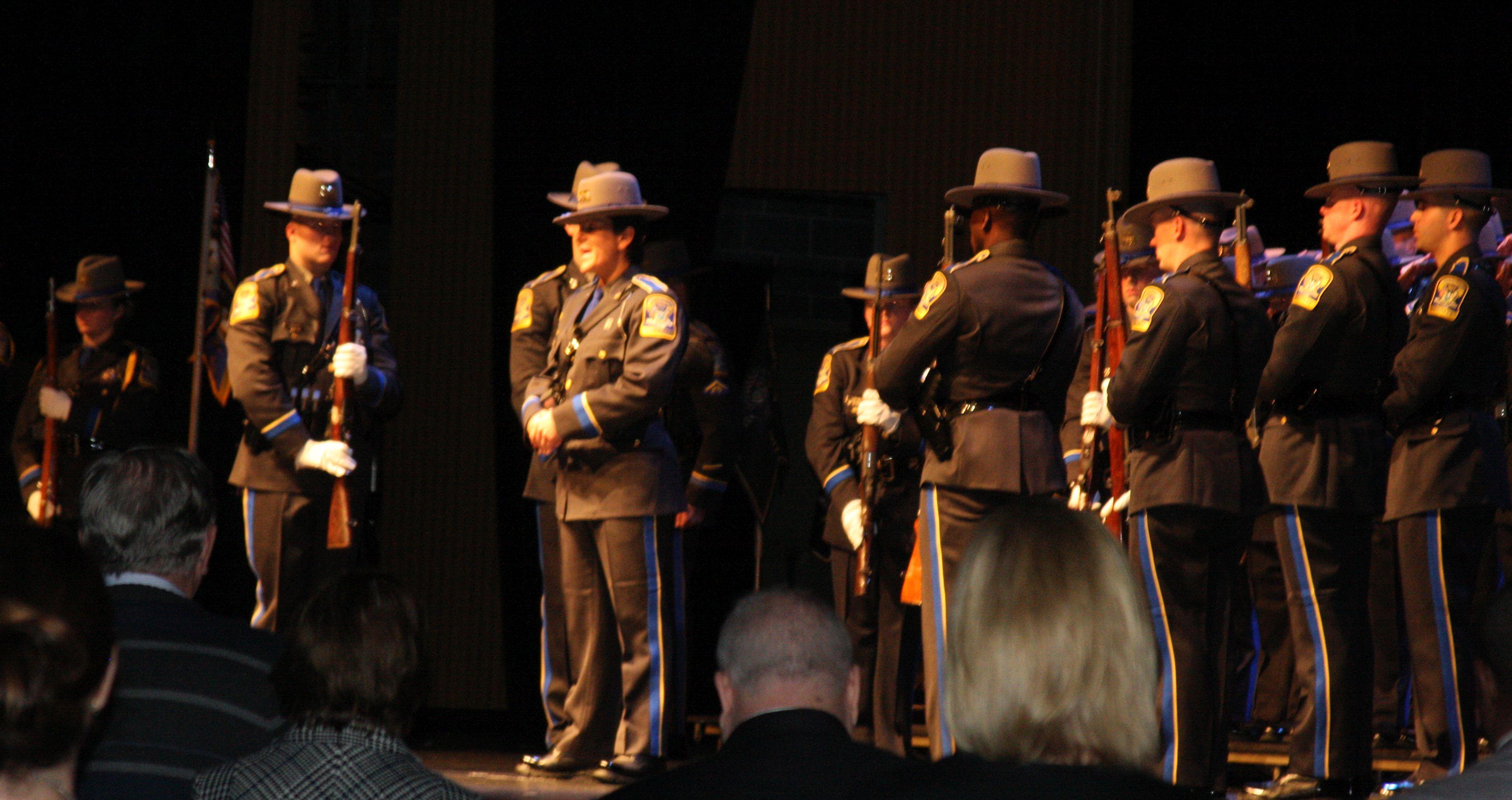 Police Academy - TomBarat - Friendly - PhotoBlog